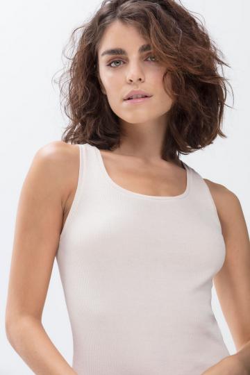 Frontansicht Top Serie Organic 25013 | Mey Bodywear