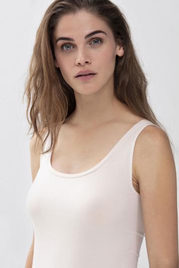 Frontansicht Top Serie Organic 25816 | Mey Bodywear