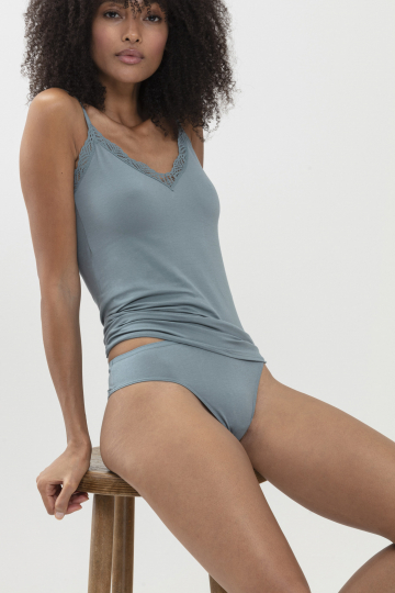 Frontansicht Retro Jazz-Pants Serie Organic 29012 | Mey Bodywear