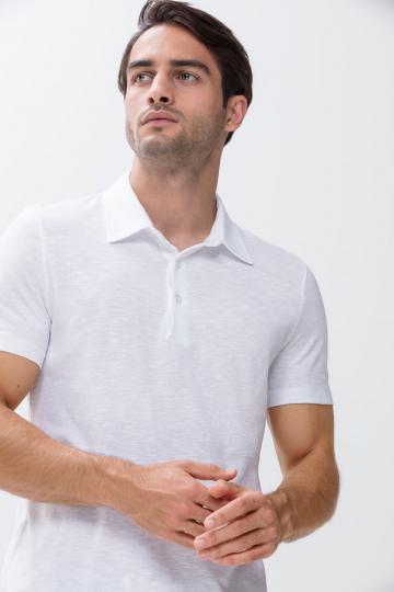 Frontansicht Poloshirt Mey Club Coll. 30010 | Mey Bodywear