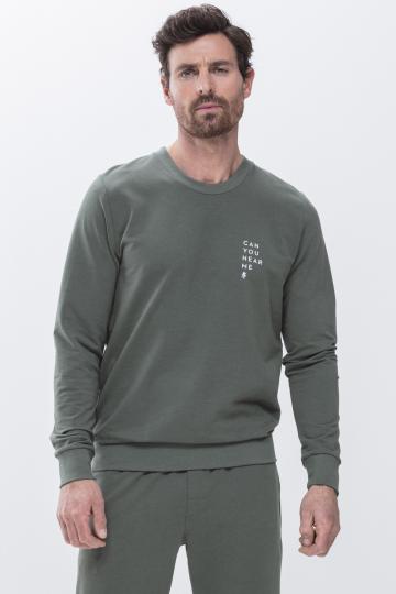 Frontansicht Sweatshirt Serie Home-Office 30018 | Mey Bodywear