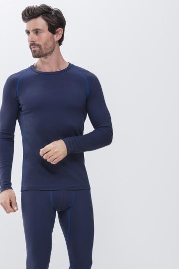 Frontansicht Long-sleeved Shirt High Performance 43004 | Mey Bodywear
