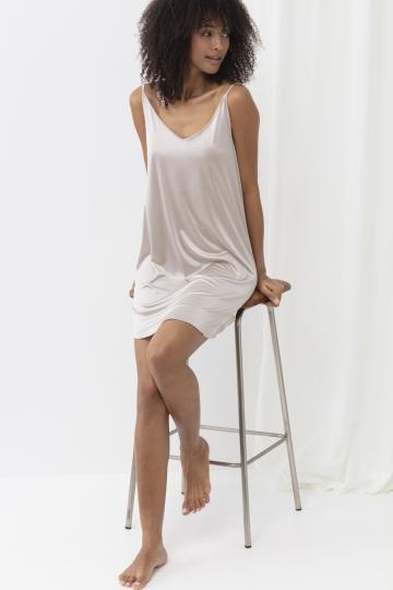 Frontansicht Negligeð / mineral grey Serie Coco 45007 | Mey Bodywear