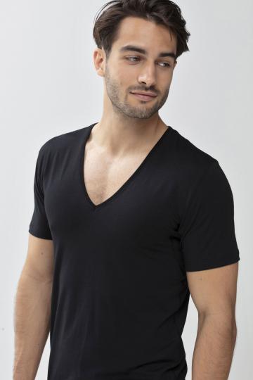 Das Drunterhemd - V-Neck Frontansicht   mey®