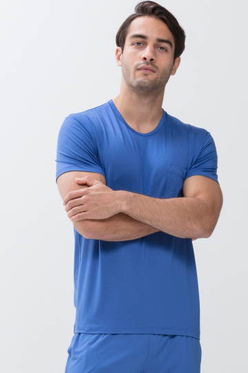 Frontansicht T-Shirt Serie Jefferson Modal 65630 | Mey Bodywear