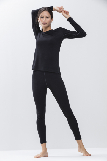 Frontansicht Long-sleeved Shirt Serie Performance 66011 | Mey Bodywear