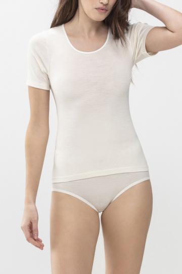 Frontansicht Shirt Serie Exquisite 66576 | Mey Bodywear