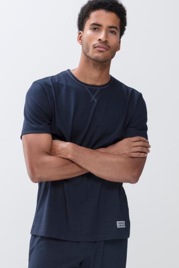 Frontansicht T-Shirt Serie Zzzleepwear 66630 | Mey Bodywear