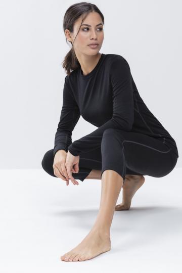 Frontansicht 3/4-Leggings Serie Performance 68011   Mey Bodywear