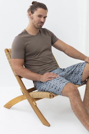 Frontansicht Shirt Serie Sanchez 69730 | Mey Bodywear