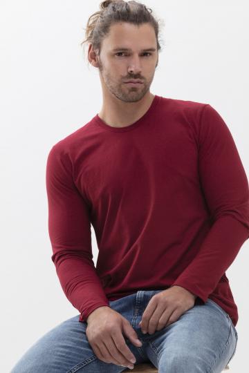 Frontansicht Shirt langarm Mey Club Coll. 69740 | Mey Bodywear
