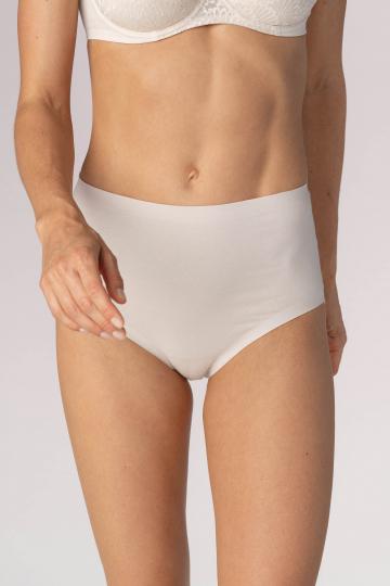 Frontansicht Taillen-Slip Serie Natural Second me 79528 | Mey Bodywear