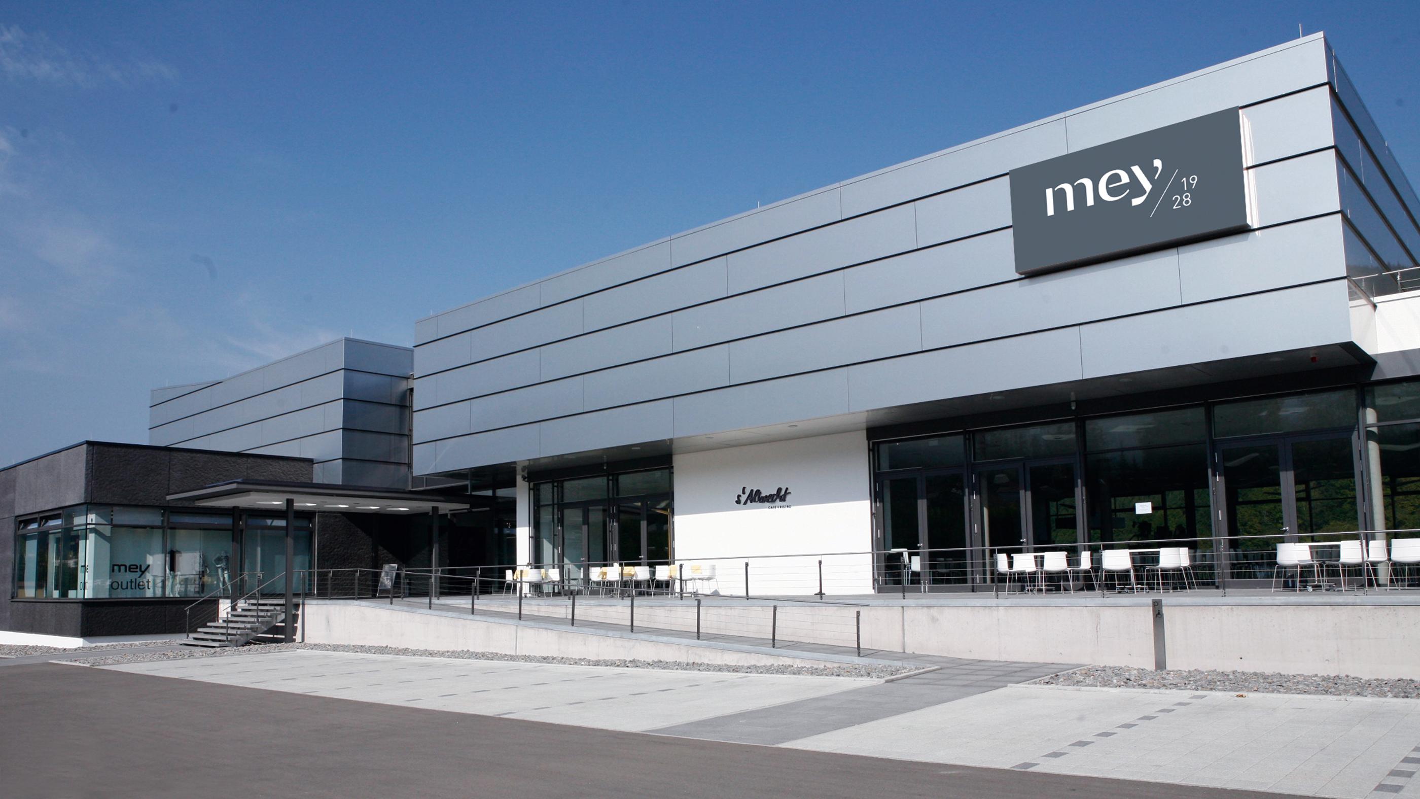mey-Neubau in Albstadt| mey®