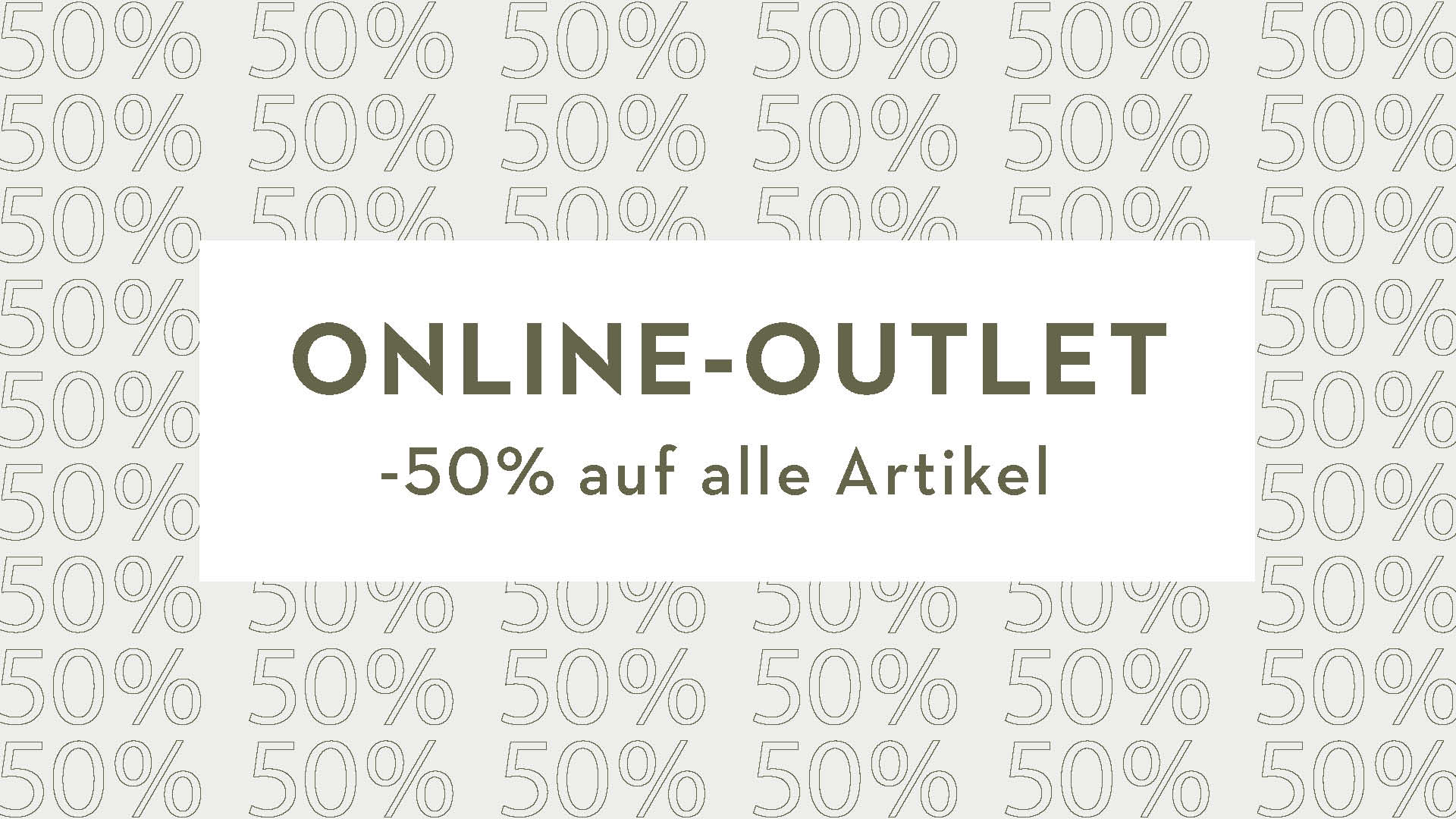 Das offizielle mey® Online-Outlet