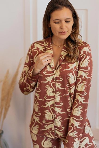 Homewear Couture: Sarah Eichhorn