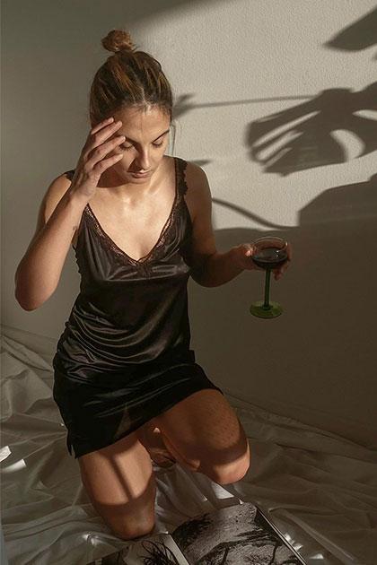 Verleidelijke ngeligé met verfijnde kantdetails door mey gestileerd by @annawntr