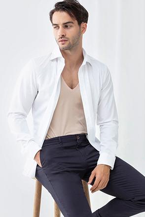 Hochwertige Unterhemden für Ihn   mey®