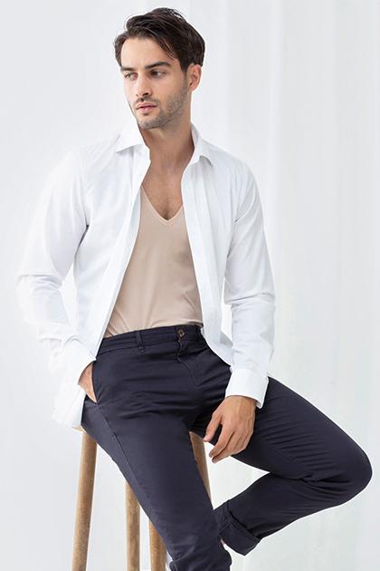 Hochwertige Unterhemden für Ihn | mey®