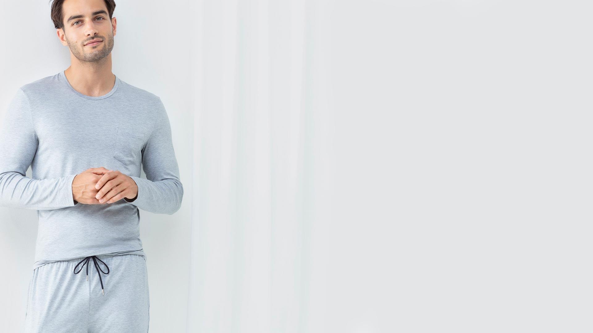 Individuelle Looks mit Homewear Shirts | mey®