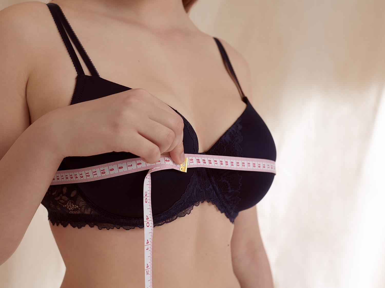 Brustumfang messen | mey®
