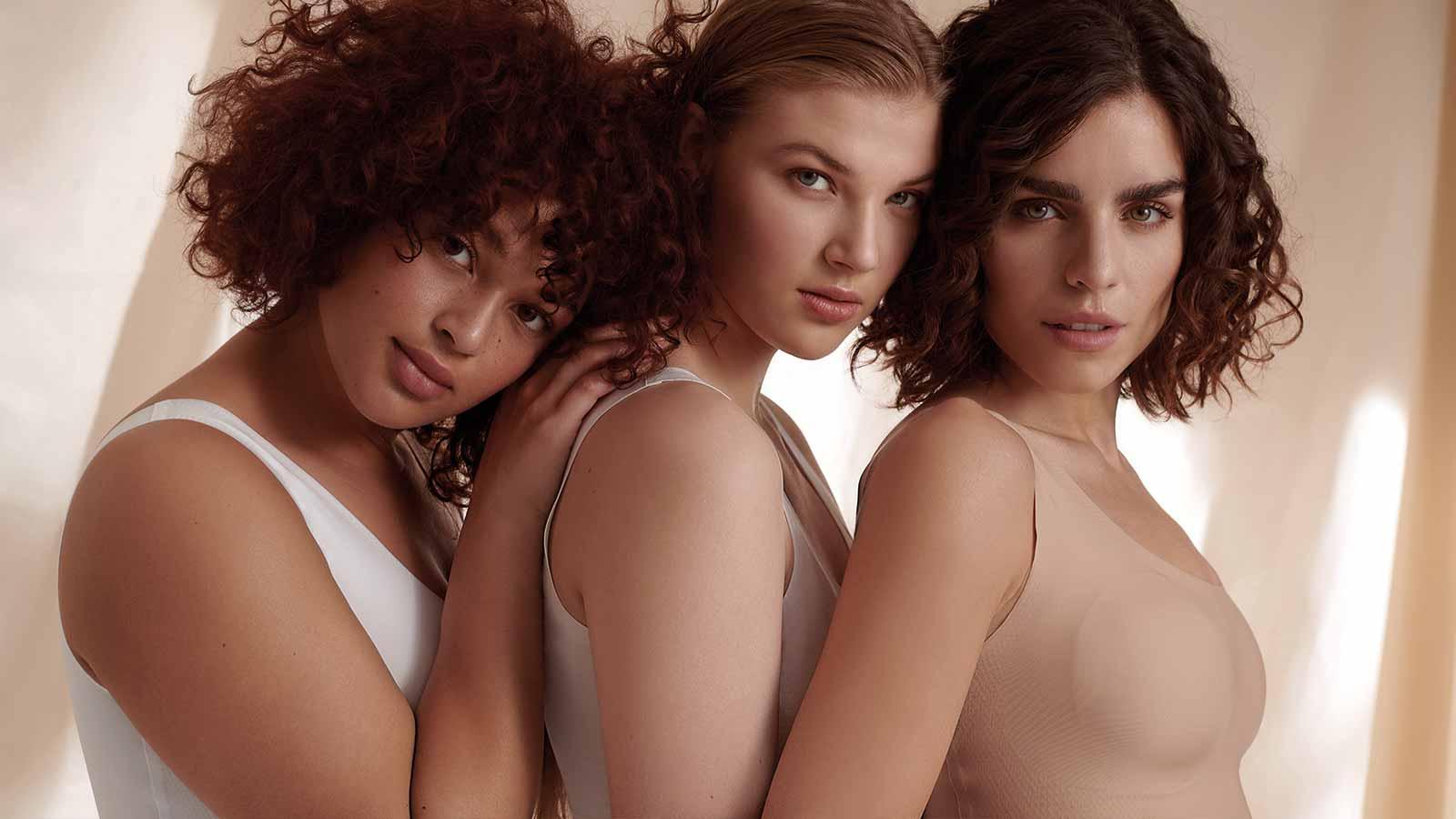 Easy-Sizing: Unser Größenmodell für Bralettes | mey®