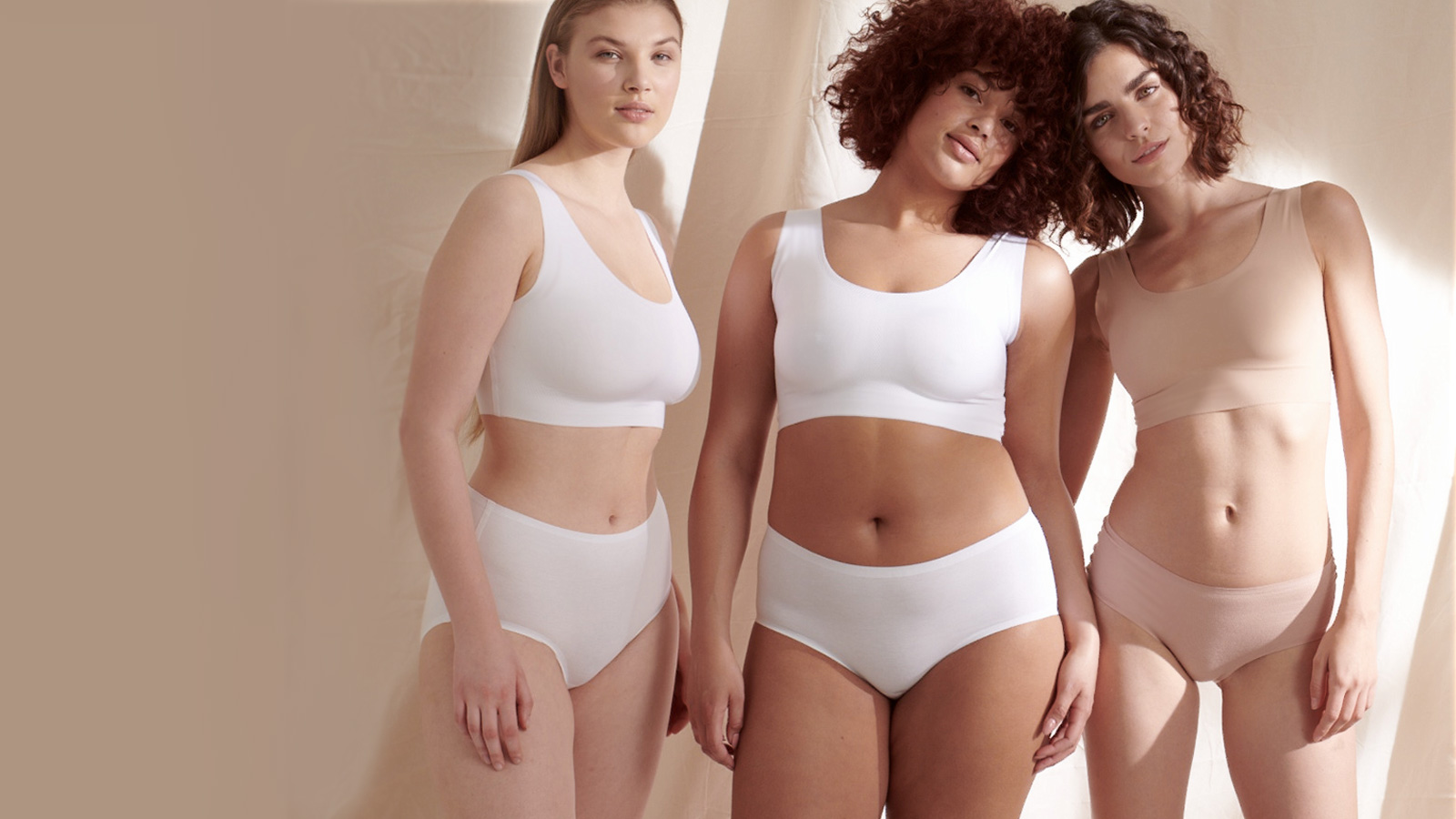 The new seamless series Pure Second Me | mey®