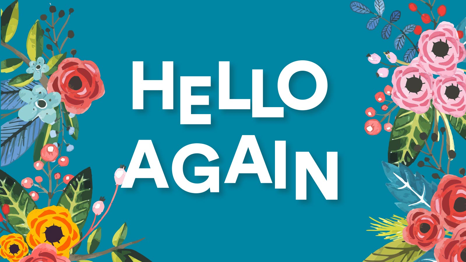 Hello again - Reopening mey® stores