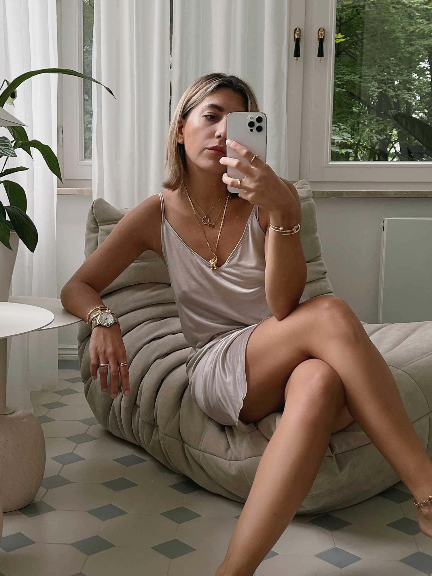 Seductive negligee by @aylin_koenig | mey®