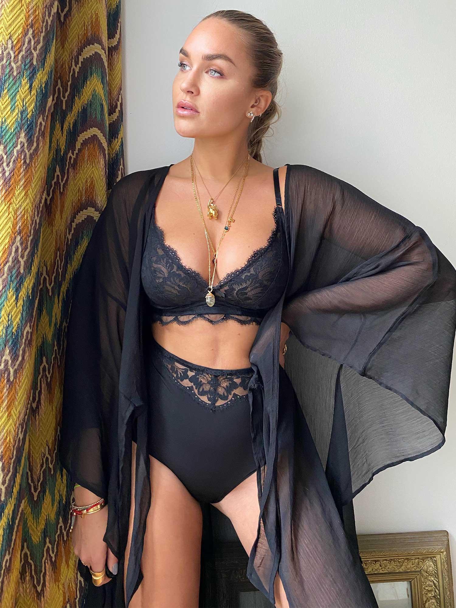 Fashion-Icon Nina Suess begeistert mit den schönsten Modekombinationen | mey®