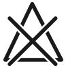 Symbol, nicht bleichen