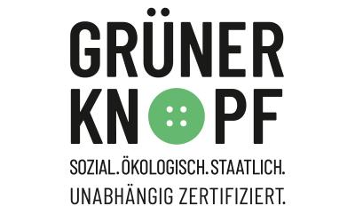 Icon Grüner Knopf Zertifizierungs-Siegel | mey®