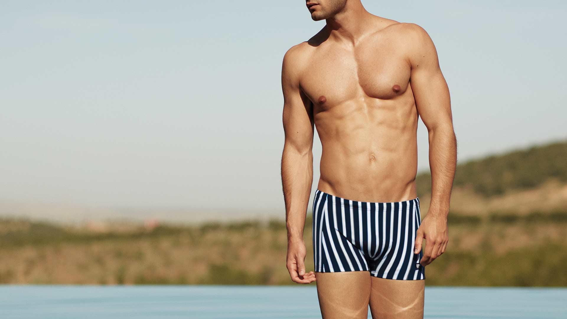 Die perfekte Badeshorts für Herren | mey®