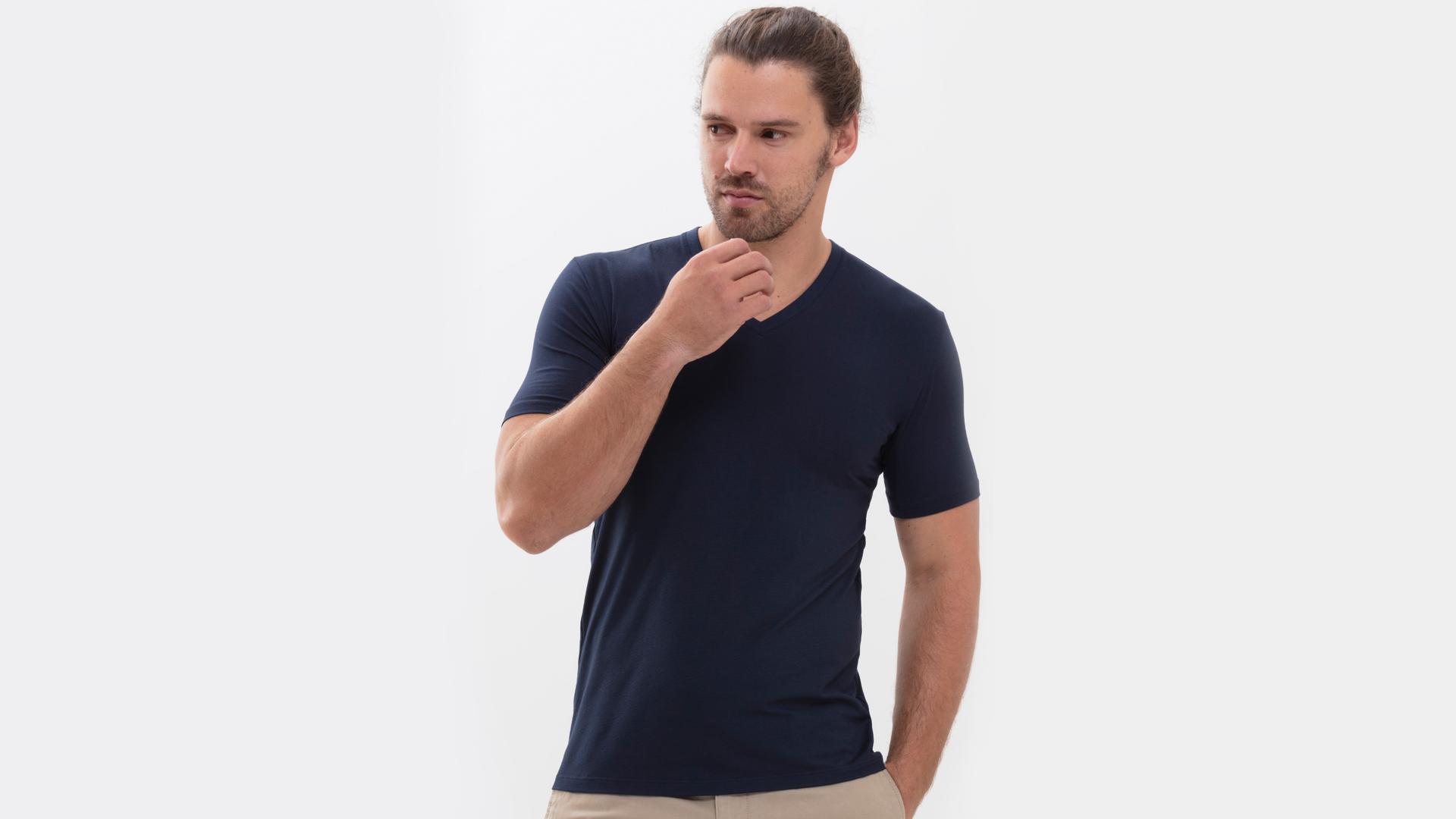 Funktionale, innovative Kurzarm-Shirts   mey®