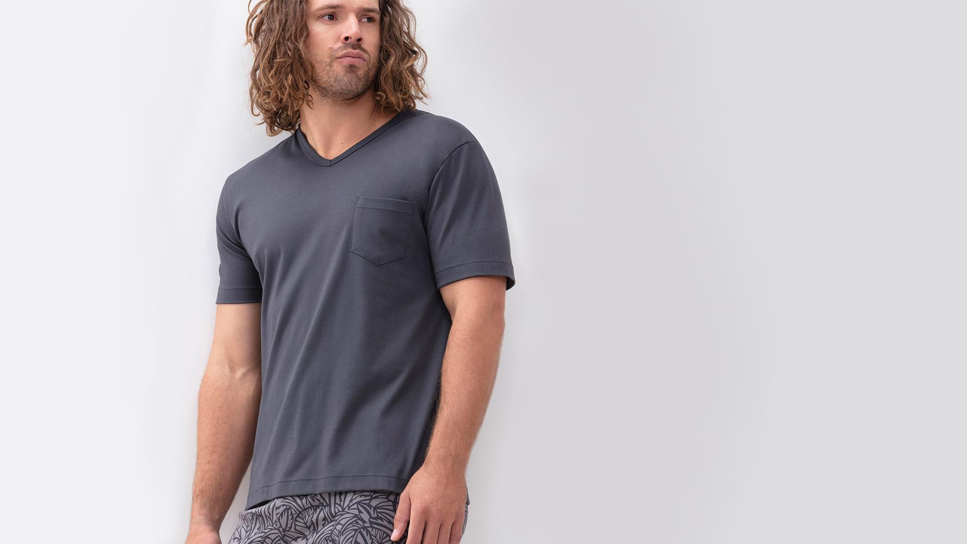 Comfortabele nachtkleding voor heren | mey®