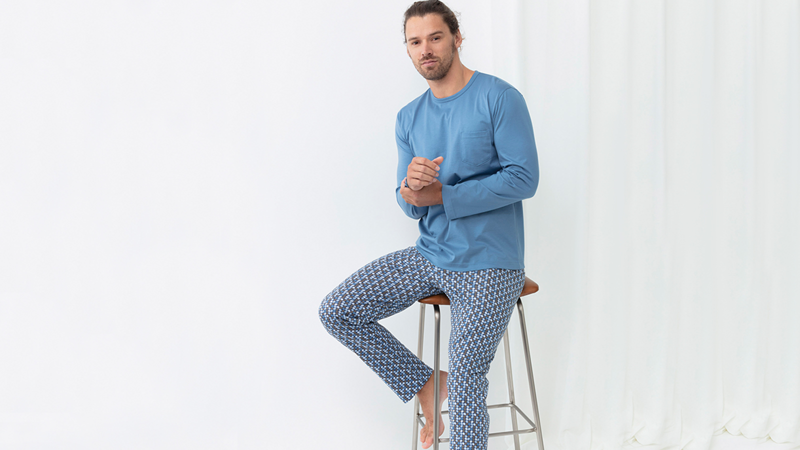 Soft fabrics and optimal cuts: my night   mey®
