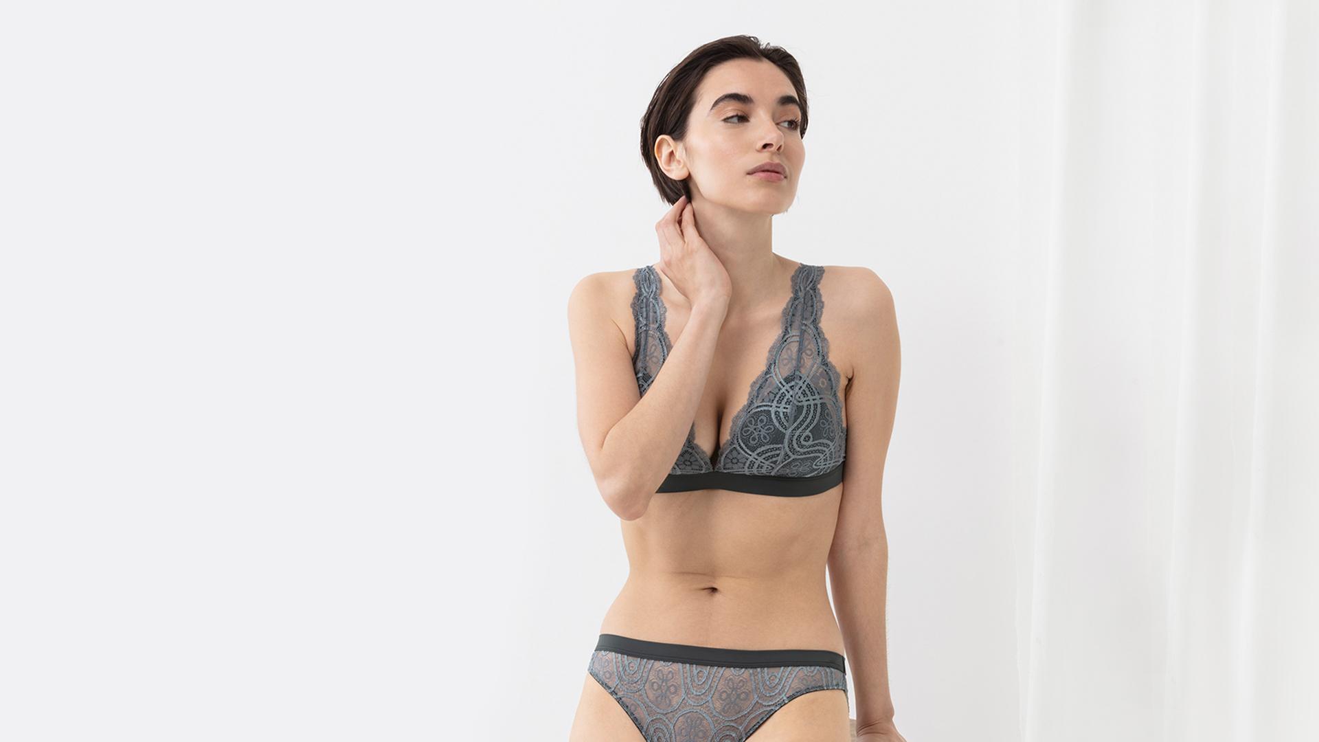 Feel-good lingerie: Poetry series | mey®