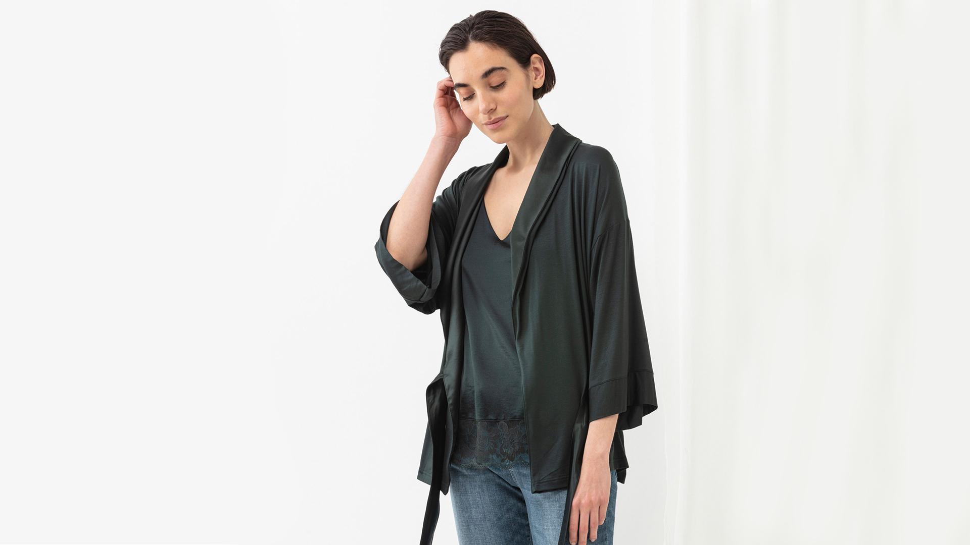Modisch unterwegs in mey Fashion | mey®