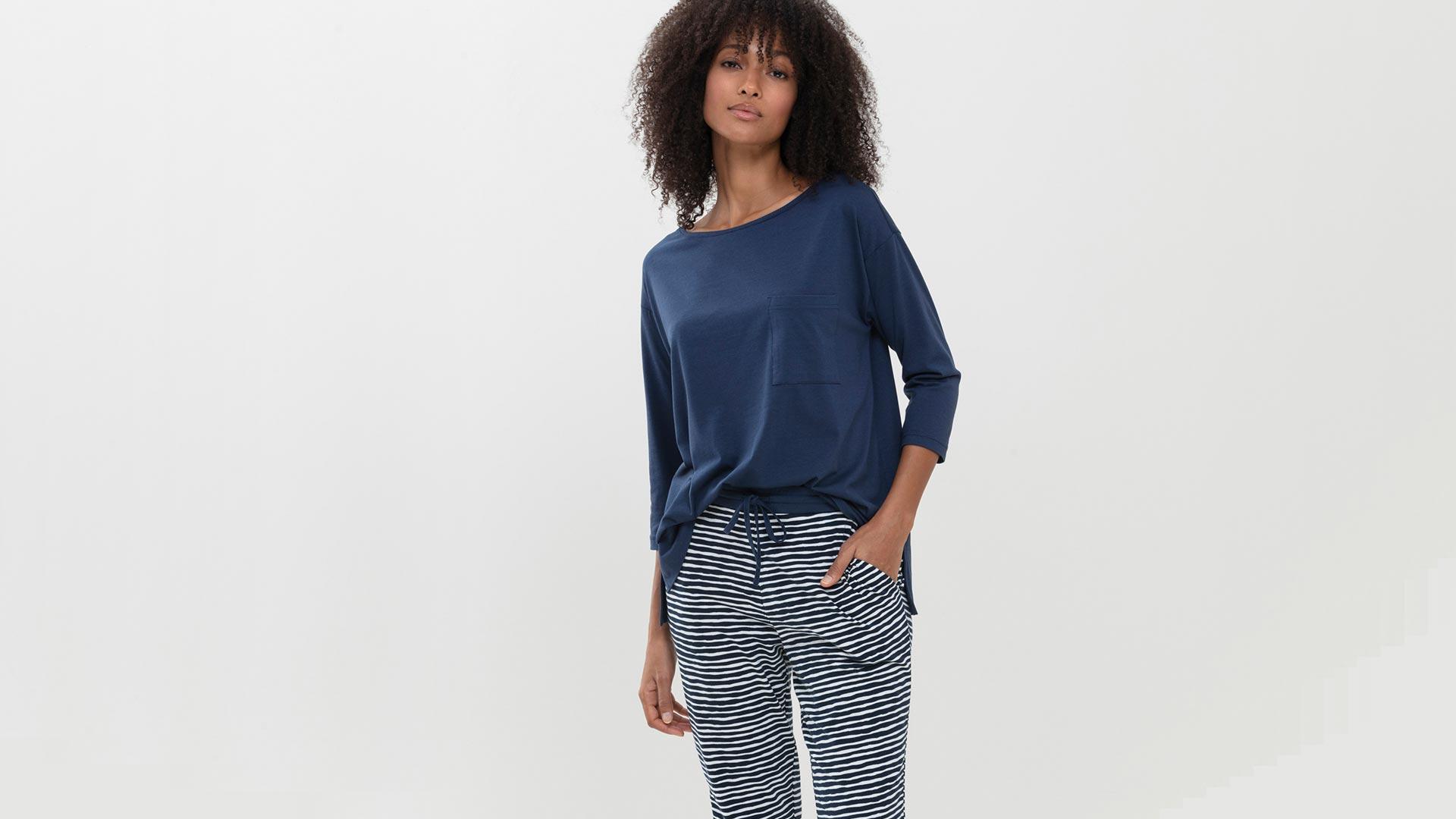 Feel-good homewear and loungewear   mey®