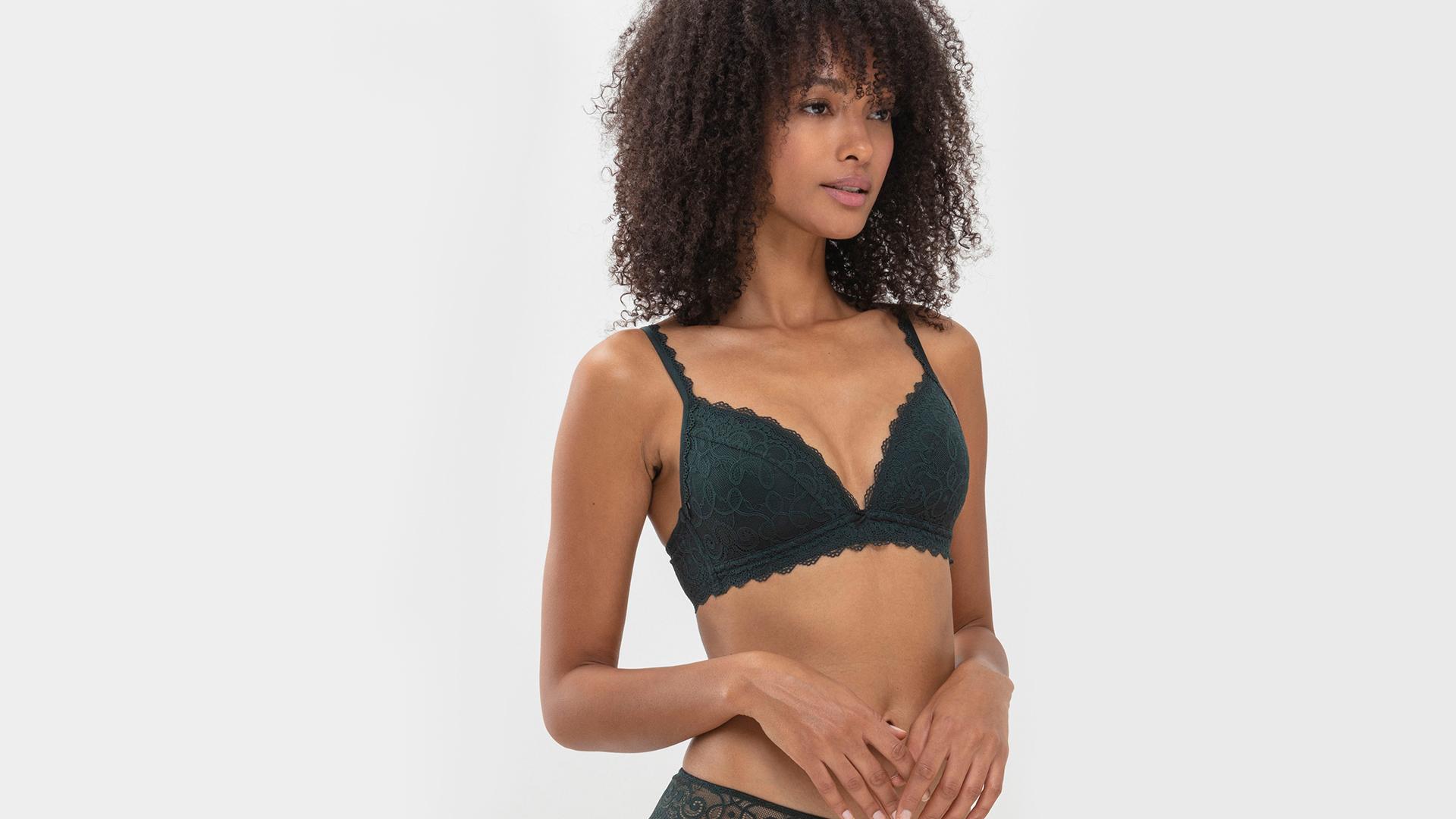 Elegant lace underwear: Amorous series | mey®