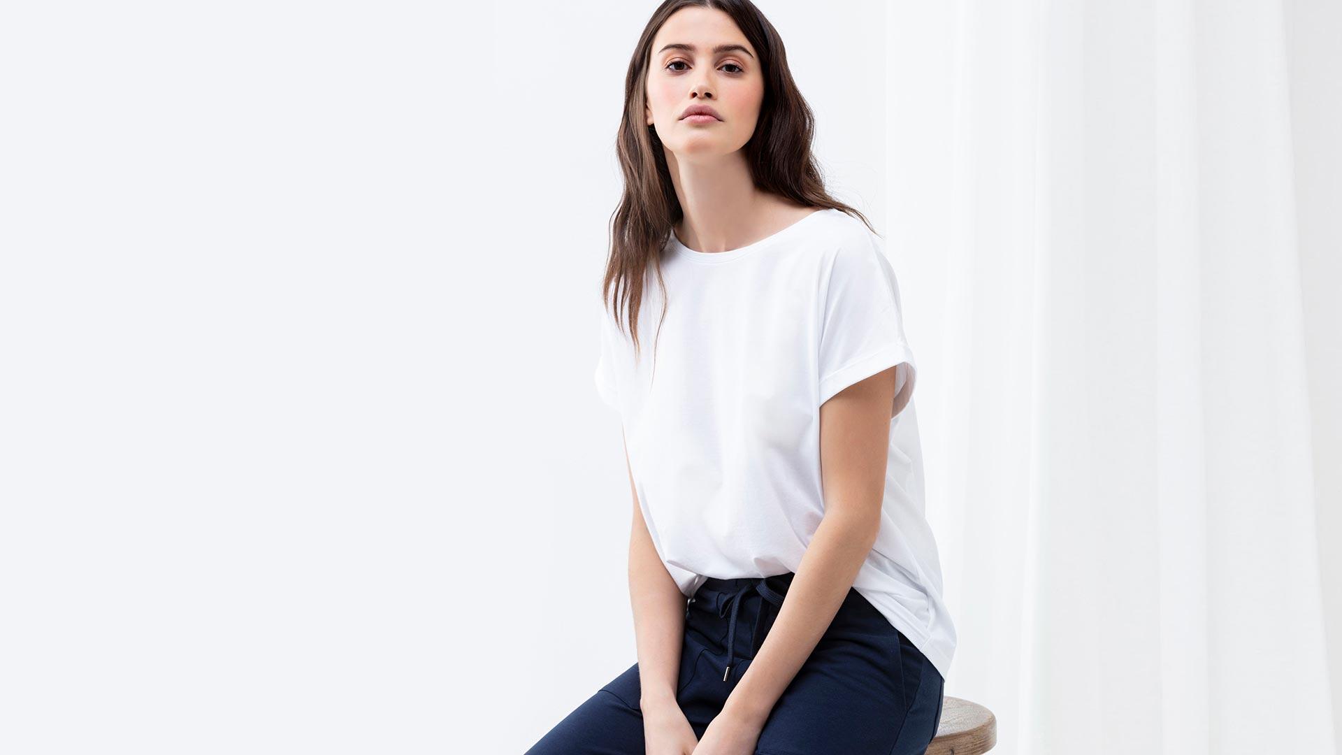Must-haves im Kleiderschrank: T-Shirts | mey®