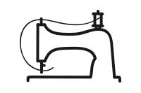 Logo des Nähmaschinenmuseums Sammlung Albrecht Mey | mey®