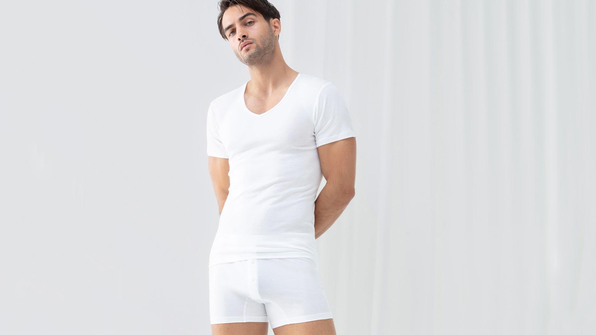 Funktionale, innovative Kurzarm-Shirts | mey®