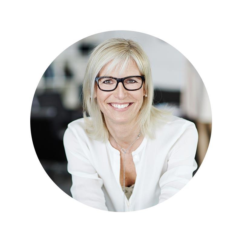mey® Mitarbeiter Portrait von Christina Neumann im Bereich Design