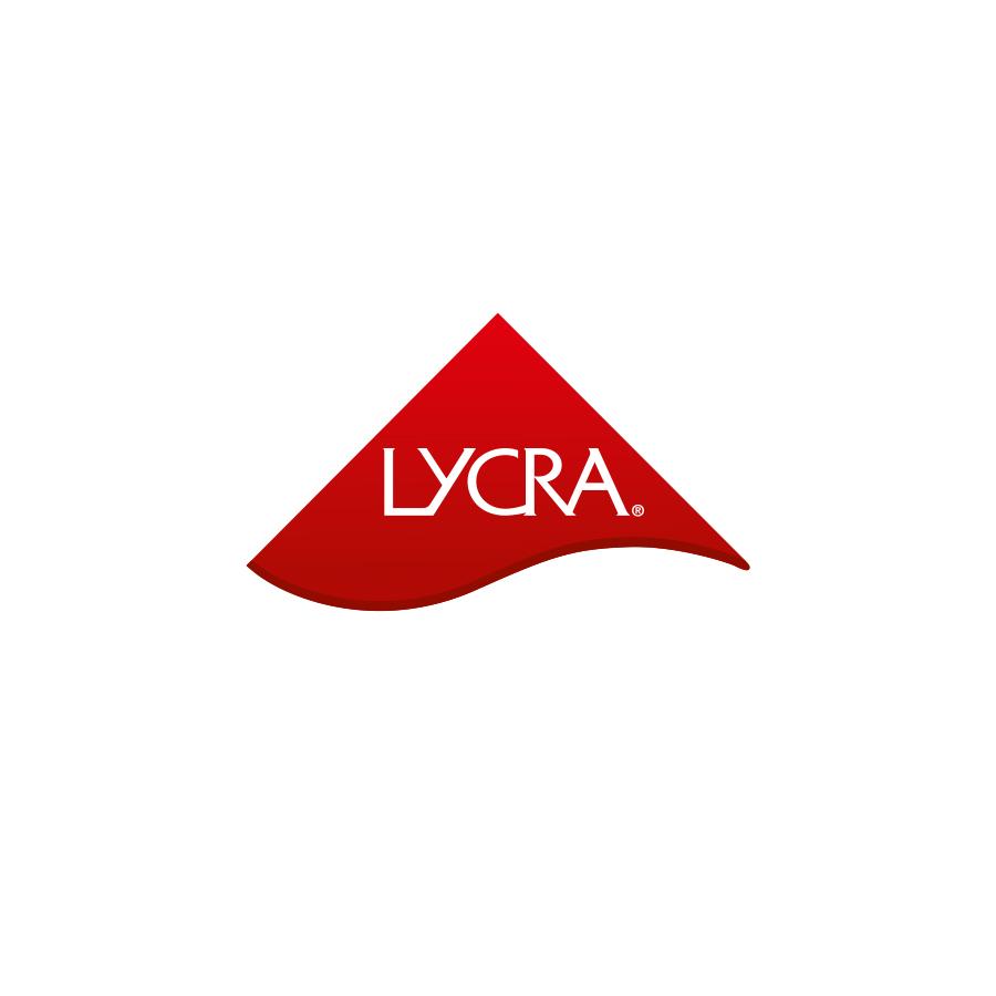 Logo des Marken-Elasthan-Garns LYCRA® | mey®