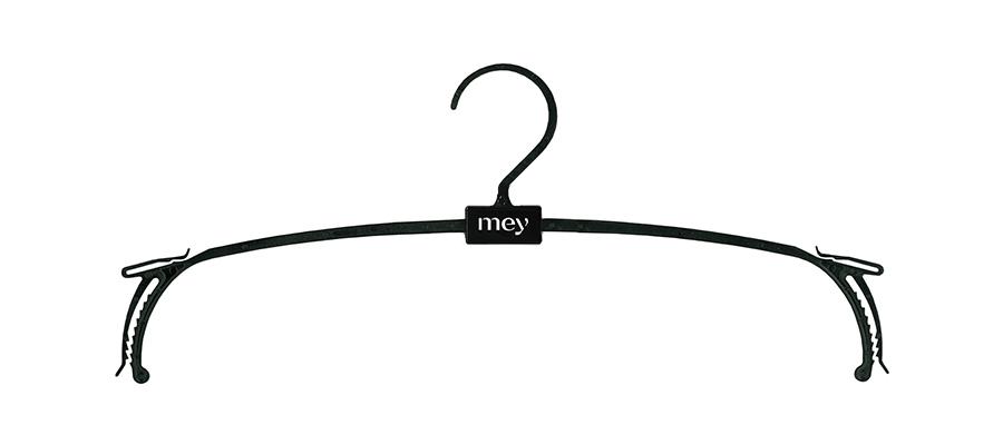 Großer Kombi-Bügel für Unterwäsche (Hemdchen und Slip) aus dem Bügelkreislauf | mey®