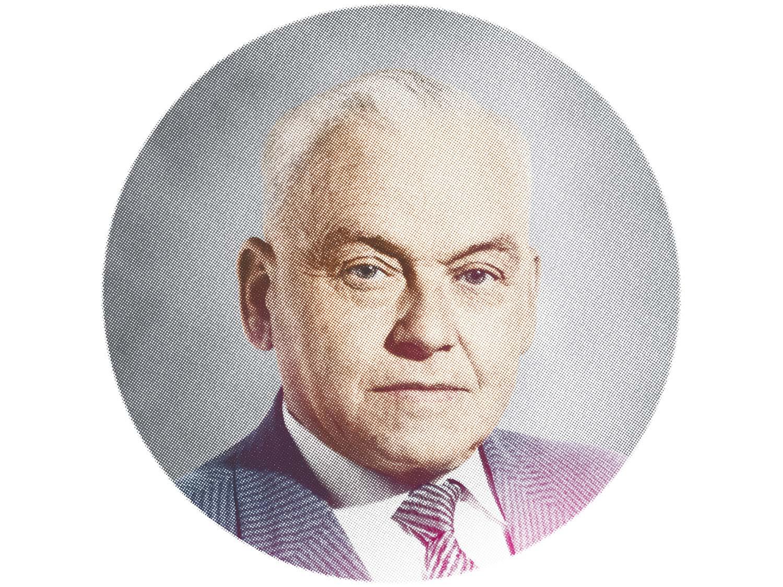 founder portrait of Franz Mey | mey®