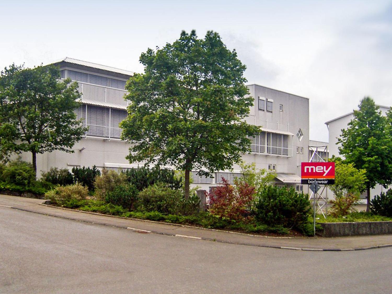 mey® Logistikzentrum in Bitz, Außenansicht des Gebäudes