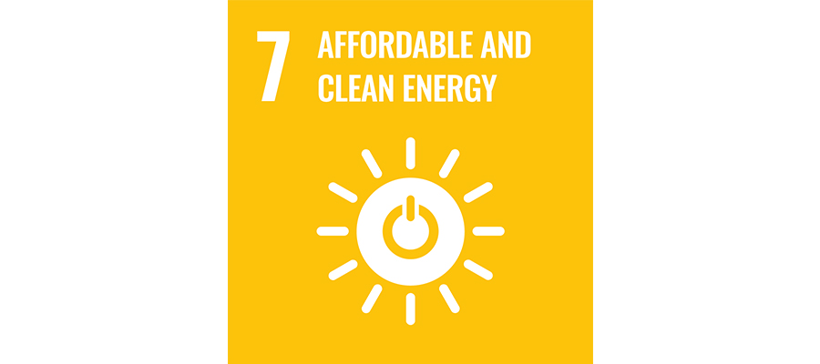 SDG No 7 affordable and clean energy   mey®