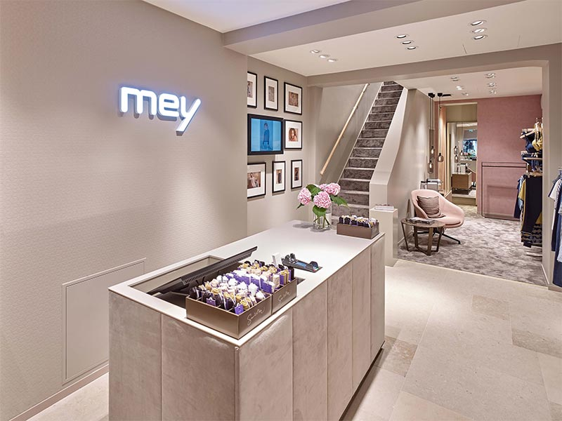 Our mey® Stores