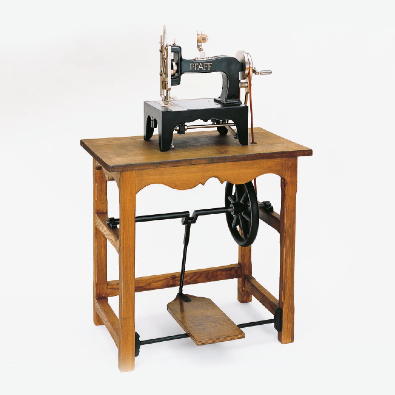 Nähmaschine Pfaff Nr. 1 | mey®